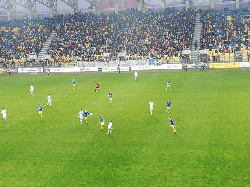 CS Mioveni și FC Argeș, victorii în runda intermediară