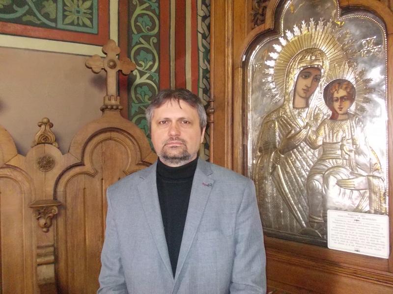 FOST ZIARIST LOCAL, MILITANT RELIGIOS