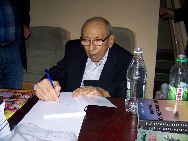 Un an de la moartea scriitorului Marin Ioniţă