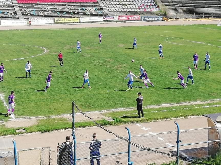 FC Argeș a învins, CS Mioveni a pierdut