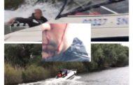 Un ARGEŞEAN şochează în Delta Dunării. MOMENTUL ATACULUI, FILMAT!