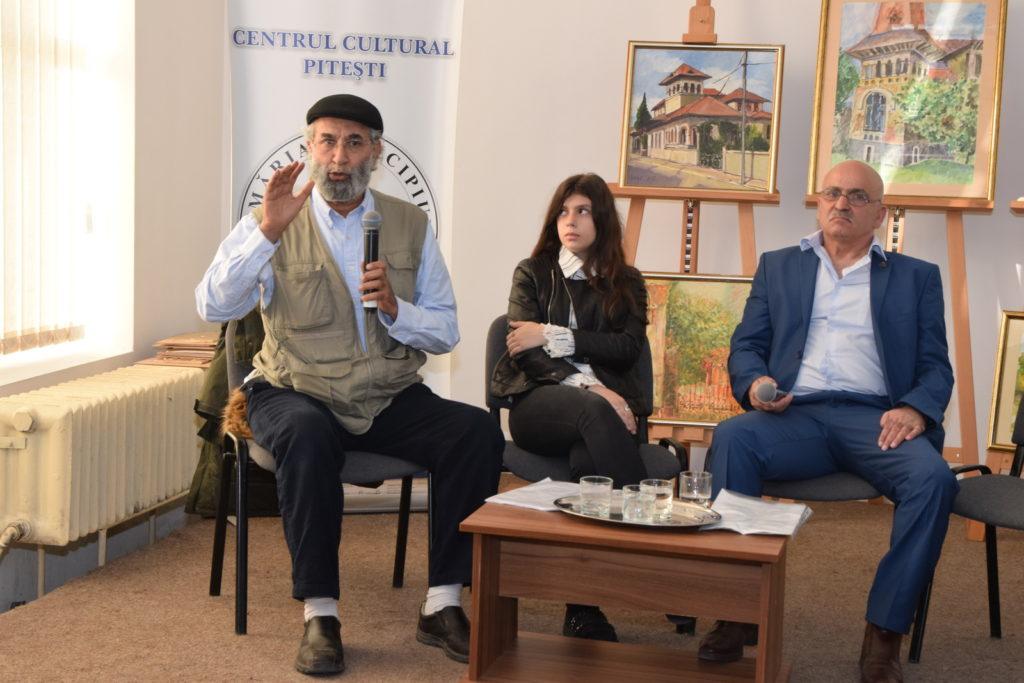 MEDIC SIRIAN la PITEŞTI, prelegere despre VIOLENŢĂ