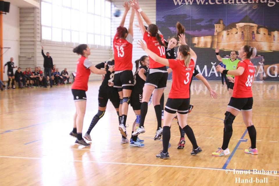 Handbalistele din Mioveni merg la turneul final
