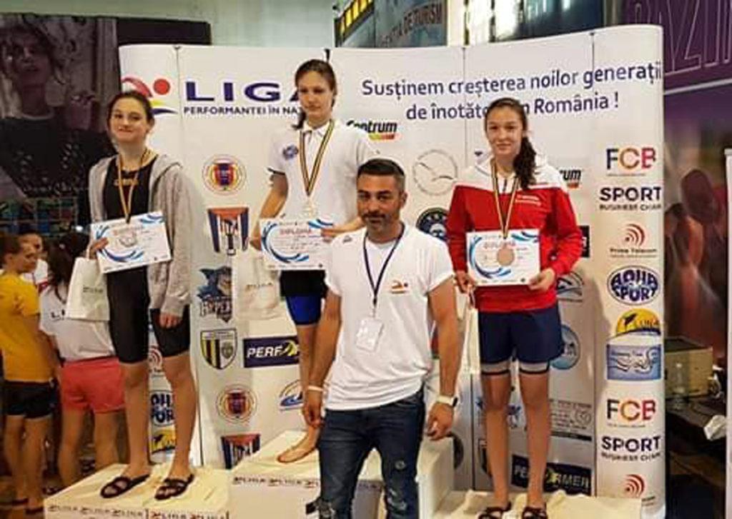 Sportivii de la CSM Piteşti au câştigat întrecerea