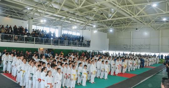 Judoka argeşeni au câştigat zeci de medalii