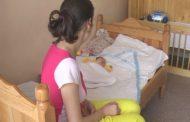 Mămică la 13 ANI, printre copiii cu copii de la Pediatrie!