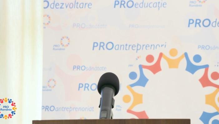 Omul invizibil, candidatul Pro România la Europarlamentare!