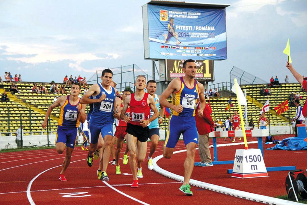 Trei argeşeni la Campionatele Internaţionale ale României