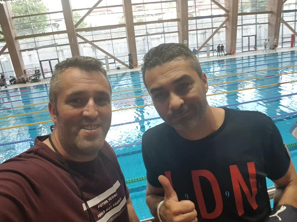 Antrenorul de înot Iuliu Berca: