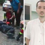 Un TÂNĂR CHIRURG de la Judeţean l-a SALVAT pe bărbatul accidentat la Lereşti!