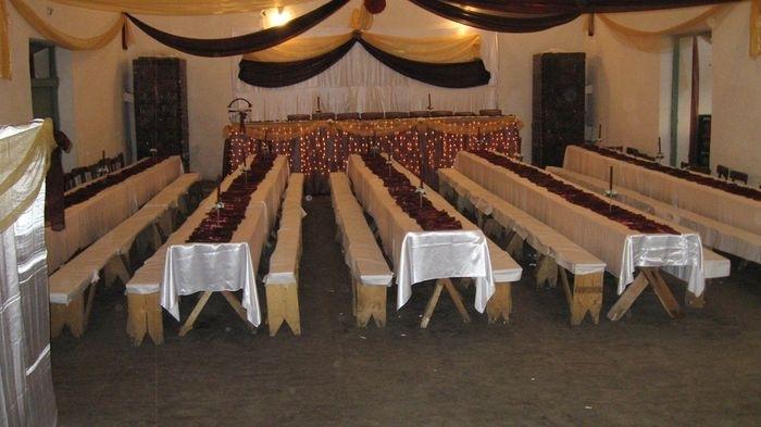 Nuntă în sala de spectacole