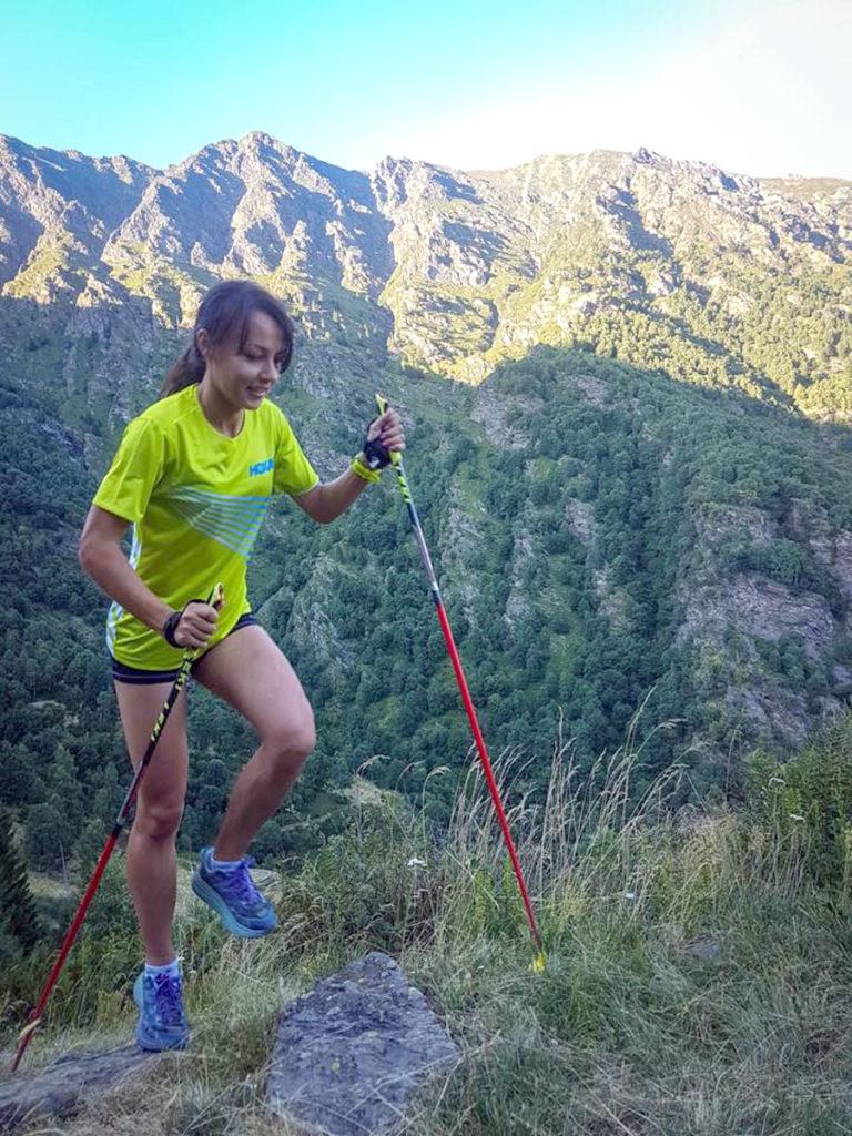 Denisa Dragomir, la Campionatul Mondial de Ultramaraton