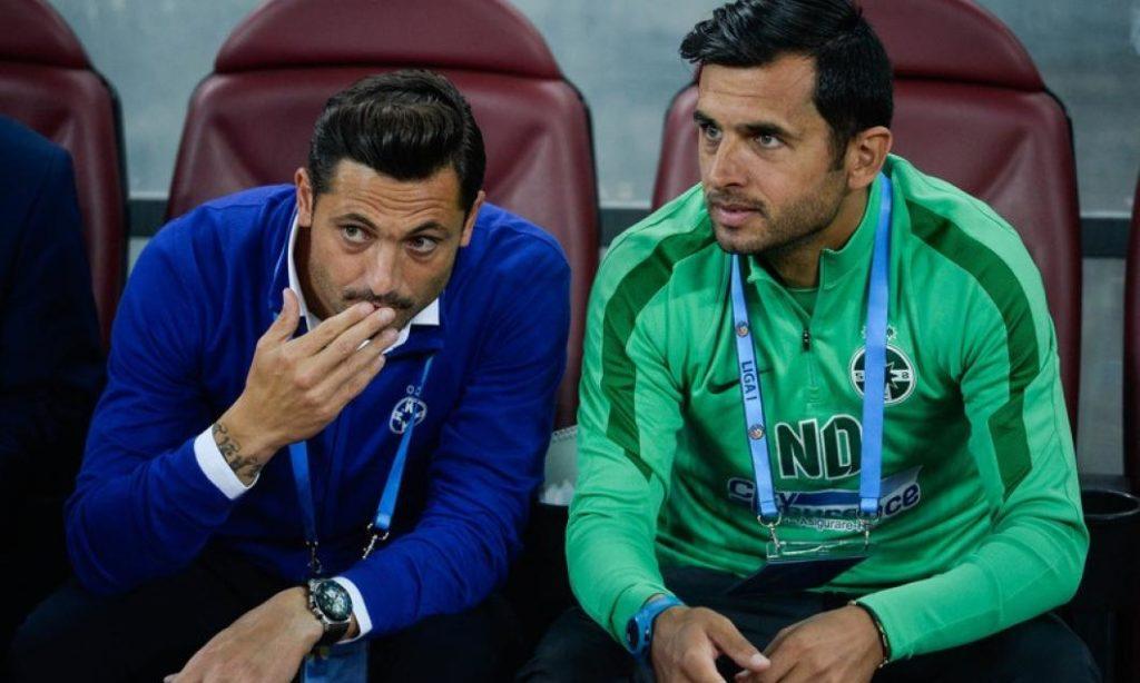 Nicolae Dică, printre spectatorii Campionatului European de fotbal din Italia