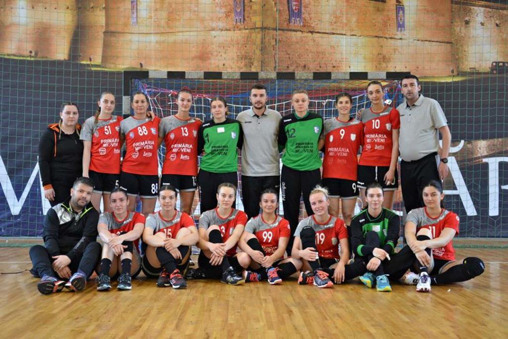 Handbalistele din Mioveni rămân în Divizia A
