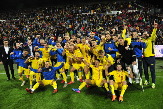 U21: România-Croația 4-1. Dică i-a purtat noroc lui Rădoi
