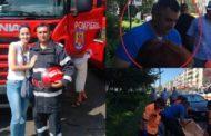 Un pompier argeșean a redat unui bărbat șansa la viață