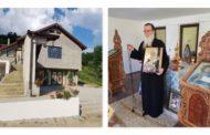 Măniceşti, Athosul românilor cu  deficienţe de auz şi vorbire