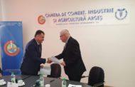 Protocol pentru învăţământ dual, semnat la CCIA Argeş
