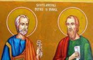La Mulţi Ani de Sf. Petru şi Pavel