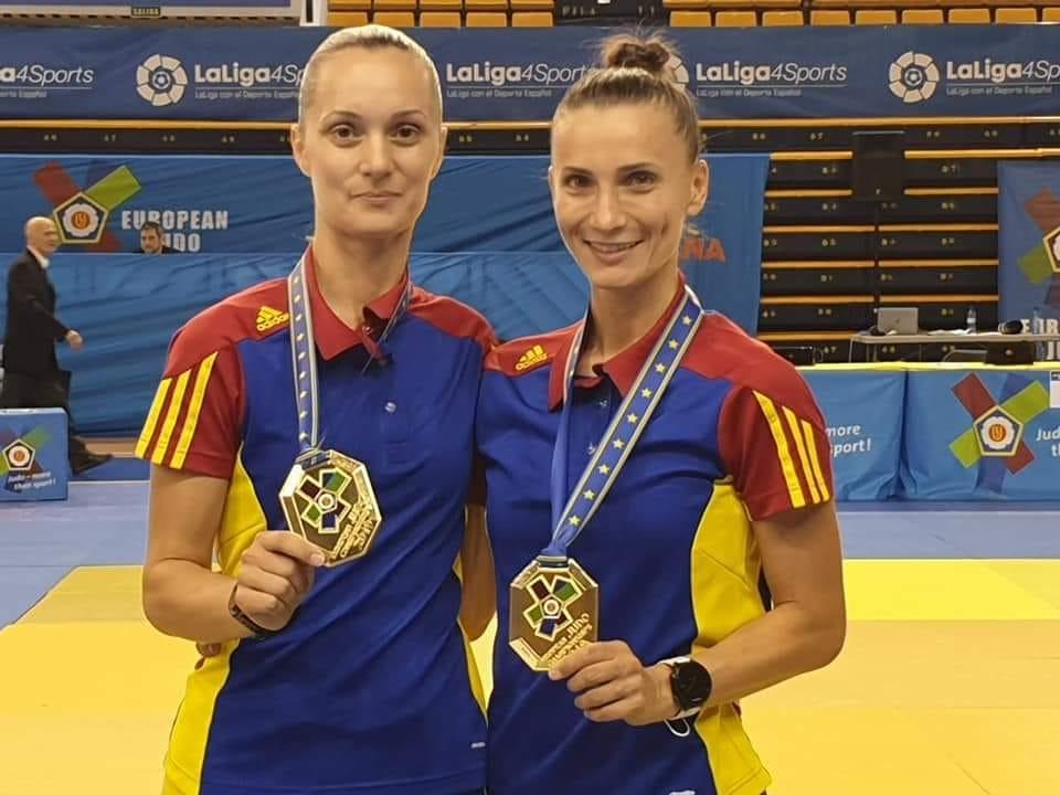 Frumoase și talentate! Două sportive de la CSM Pitești, campioane europene!