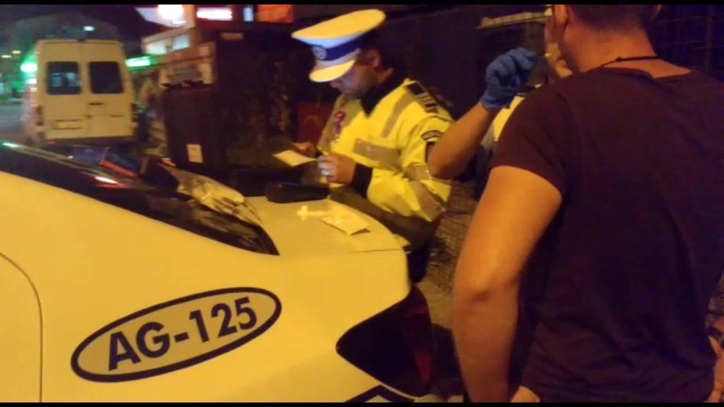 Polițiștii argeșeni, dotați cu aparate pentru depistarea șoferilor drogați!