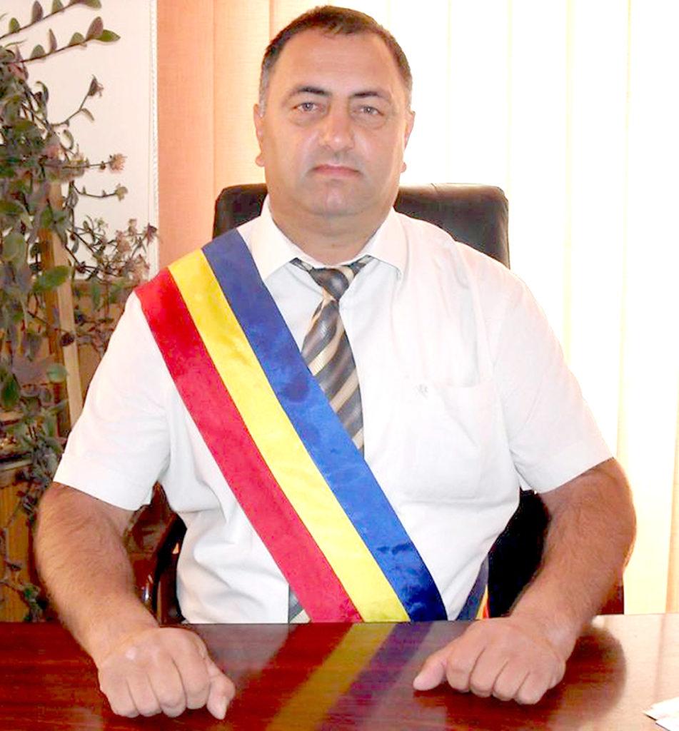 Primarul din Bălileşti, implicat în accident