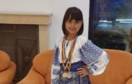 Felicitări, Alecsandra Păunoiu!
