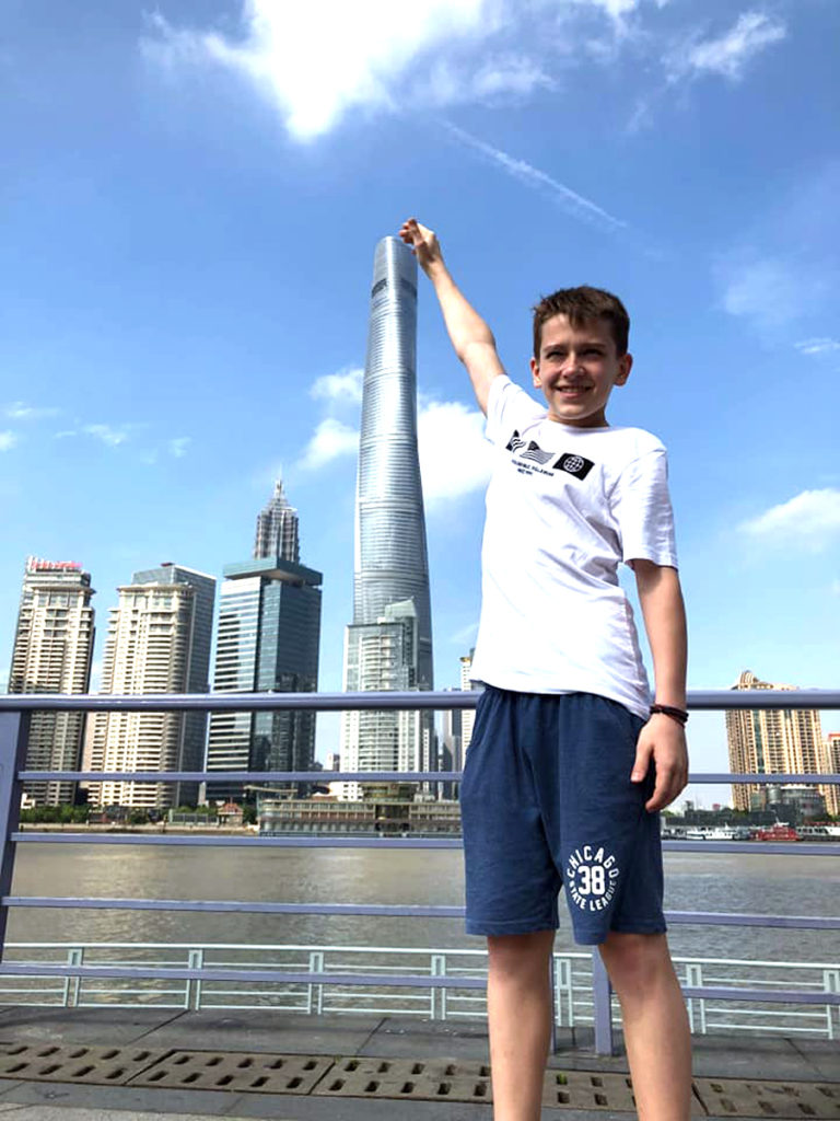 Vicecampionul european Iulian Chiriţa vrea să devină medic stomatolog