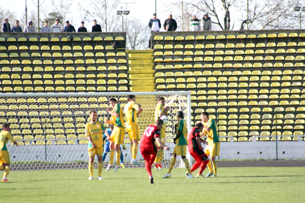 CS Mioveni a surclasat-o pe AFC Hărman