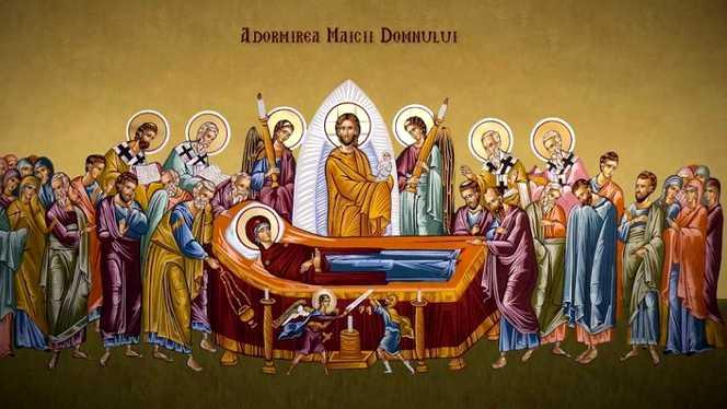 La mulţi ani de Sfânta Maria!
