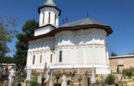 Resfințirea bisericii-monument istoric din Băjești, Bălilești