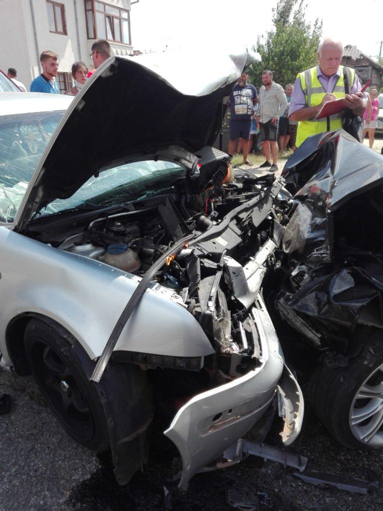 Minoră preluată în stare comatoasă după un groaznic accident în Argeș!