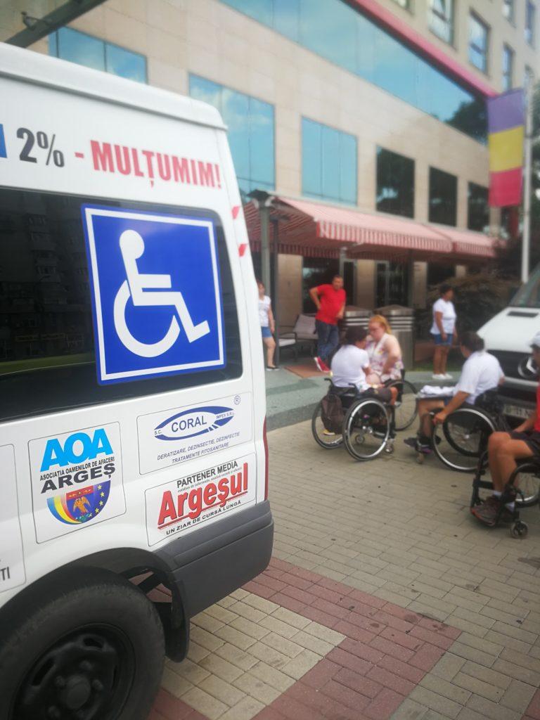 Tenis pentru persoane cu dizabilităţi