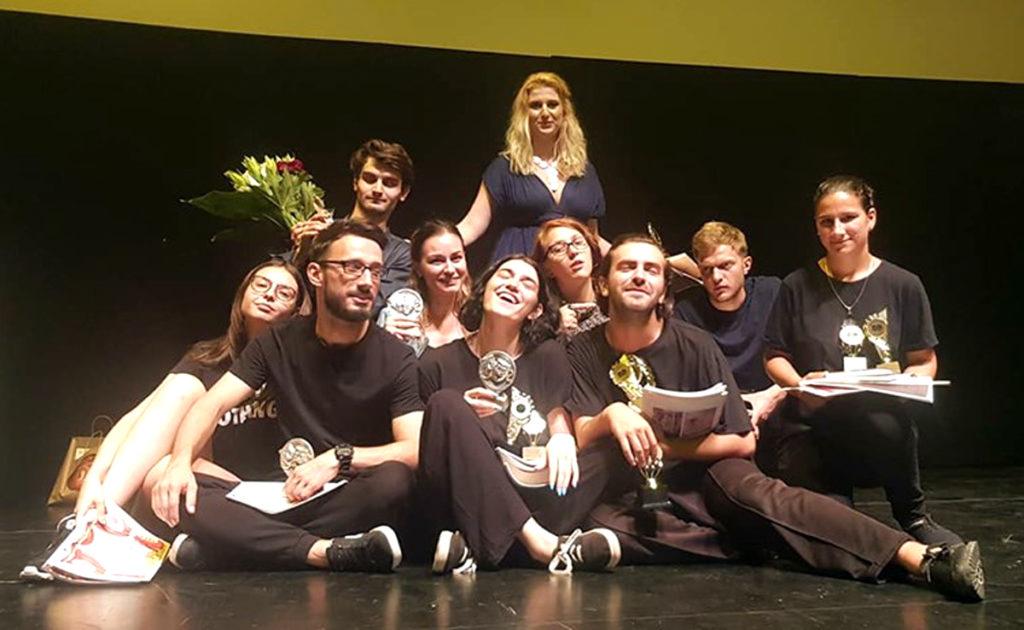 Studente de la UPIT, super rezultate la un concurs naţional de actorie