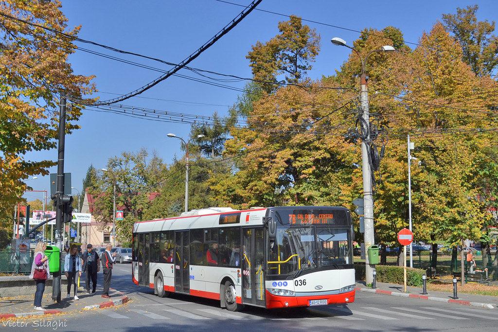 Publitrans modifică orarul de circulație a autobuzelor
