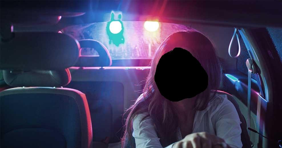 Tânără şi drogată la volan, prinsă la Corbeni!