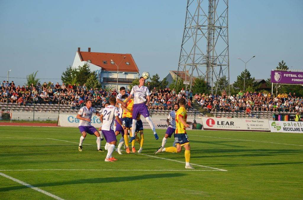 Sportul Snagov-FC Argeş se joacă duminică