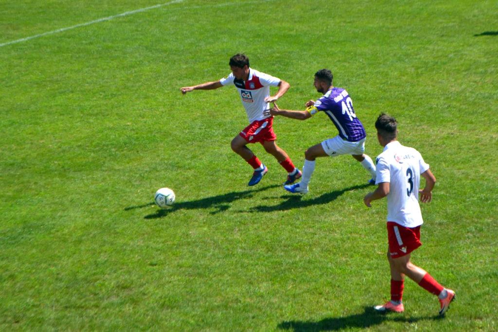 Andrei Blejdea, hattrick pentru FC Argeș!