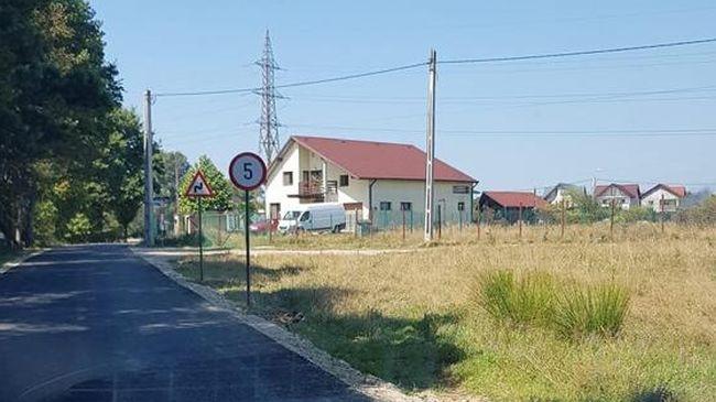 Măsuri extreme după asfaltarea unei străzi din Piteşti!