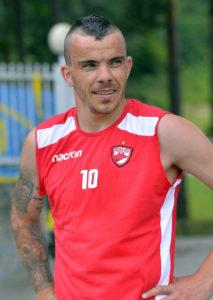 Fotbalistul Dan Nistor: