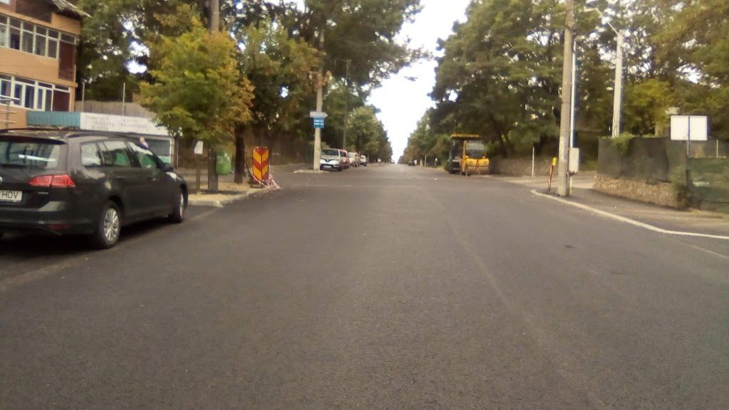 Circulație reluată pe bulevardul Eroilor