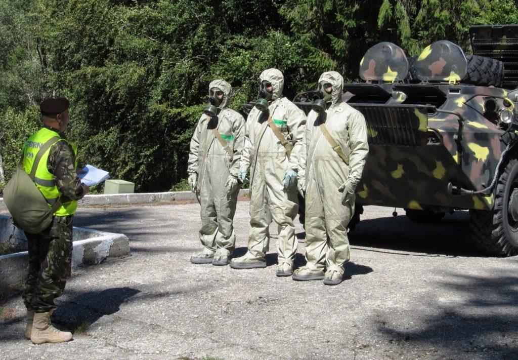 La Câmpulung, specialiști în prevenirea unui dezastru chimic și nuclear!