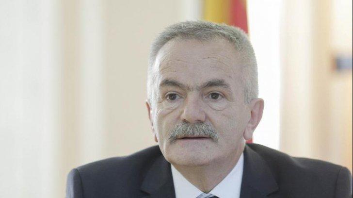 Şerban Valeca, preşedinte interimar al Senatului
