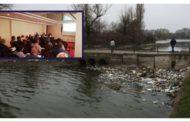 Dejecţii la greu în râuri din Argeş!