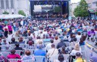 Pitești: concert în Piața Primăriei de Sf. Maria Mică