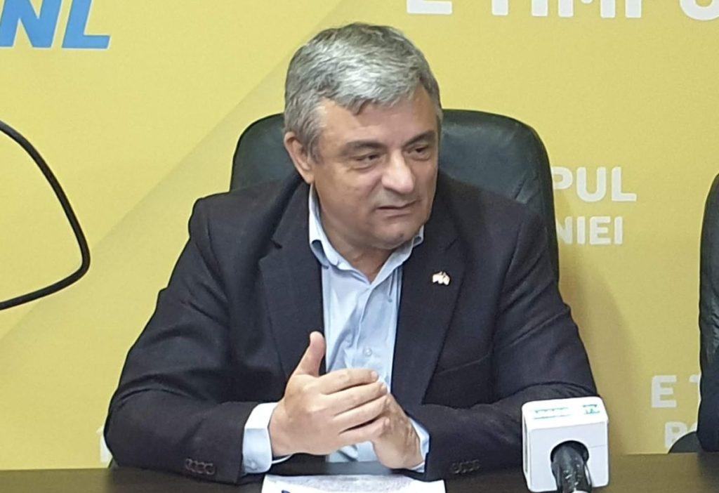 Vot de încredere în PNL Argeș