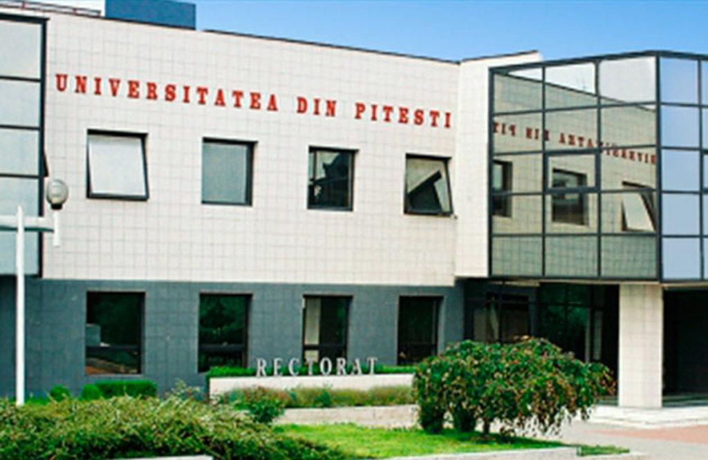Chimie Criminalistică la Universitatea din Piteşti