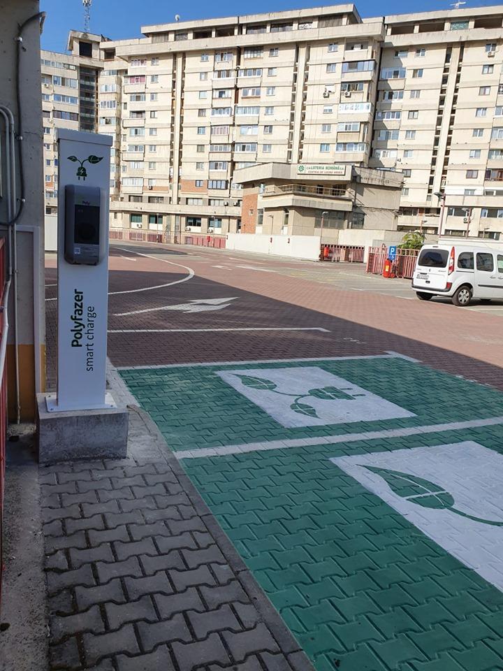 O nouă stație electrică în Pitești