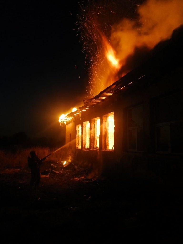 Incendiu cu urmări mortale la Leordeni!