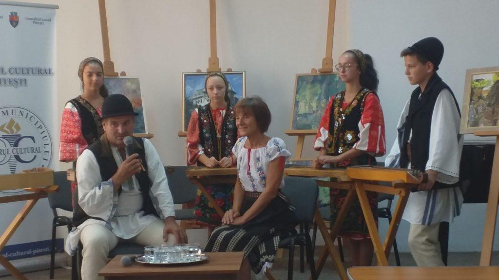 Țitera, instrumentul muzical care a uimit tinerii la Centrul Cultural